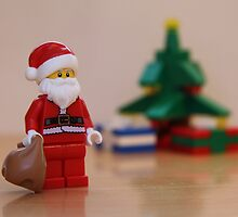 Merry (LEGO) Christmas by Harald Ole Hansen