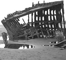 Peter Iredale by photodork