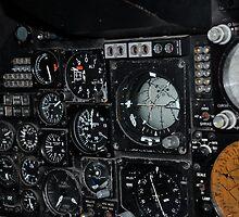 Cockpit by photodork