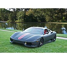 Ferrari F430 'Challenge' Photographic Print