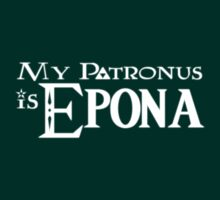 Epona Patronus by CrystalJoy123