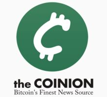 The Coinion - Large Logo T by Coinion