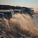 Niagara Falls by Adam Kuehl