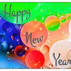 Happy New Year! by Anita Pollak