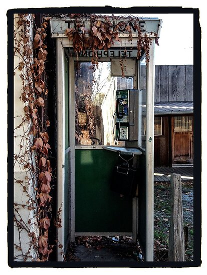Phone Booth by Barbara Wyeth
