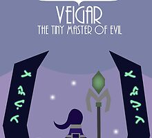 League of legends - Veigar the tiny master of evil by Nundei