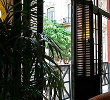 Hemingway's bar, Havana by Maggie Hegarty