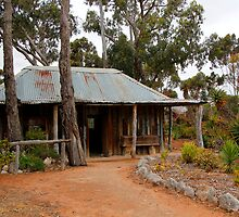Australian Heritage Town by jwwallace