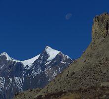 Muktinath To Kagbeni, Nepal by wiggyofipswich