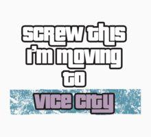 GTA Vice City by rezoner