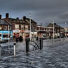 Blyth Market Square by Andrew Pounder