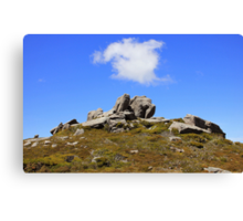 Conglomerate Formation Canvas Print