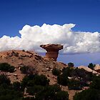 Camel Rock New Mexico by Paul Albert