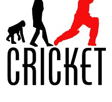 Cricket Evolution (Red) by kwg2200