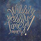 wibbly wobbly by martalemon