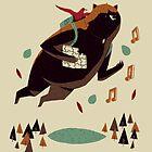 banjo kazooie by louros