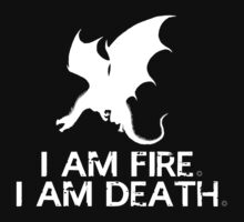 I am Fire. I Am Death - Light by Abigail-Devon Sawyer-Parker