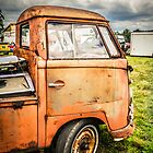Rustic Single cab  by thatstickerguy