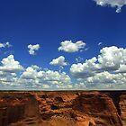 Canyon de Chelly by Alex Rentzis