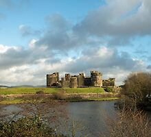 Caerphilly Castle by Nick Jenkins