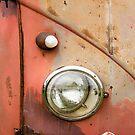 The Rustic Single Cab by Tony  Bazidlo