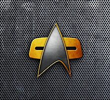 Trek Badge by Mattwo