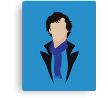 1 Sherlock Holmes Canvas Print