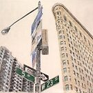 23rd and 5th by Peter Brandt
