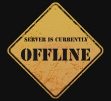 Server is offline by Daniel Szabo