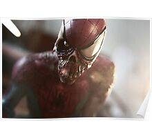 Marvel Zombie (Spider-Man) Poster