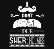 I Don't Shave for Sherlock Holmes by Page 394