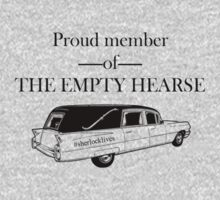 Proud Member of the Empty Hearse by PotionOwl203