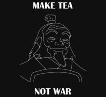 Iroh: Make Tea Not War by rayball36