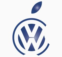 volkswagen and apple by MBclothing