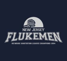 New Jersey Flukemen (White) by ASCreative