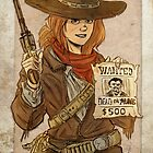 Wanted Dead by Garrett Byers