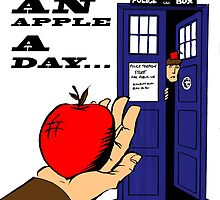 An Apple A Day... by Colin Wells