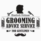 Shelock's Grooming Service (Black) by chubbyblade