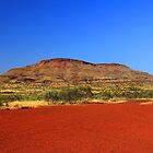 Pilbara Red by Dan Newman