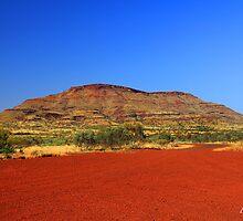 Pilbara Red by Dan Newman