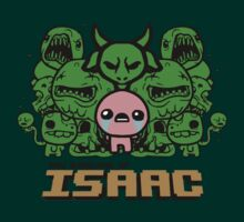 The Binding of Isaac - Monsters (Green) by QuestionSleepZz