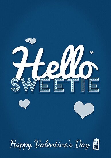 Hello Sweetie by Jane Mathieu