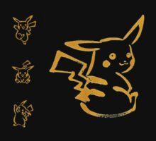 Pikachu by KudoSai