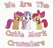 The Cutie Mark Crusaders by BowserBasher