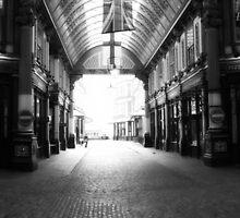 Leadenhall market by bijal pattani