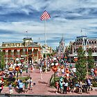 Main Street USA by lmcarlos