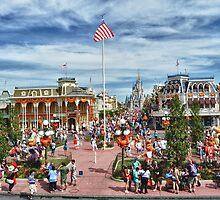 Main Street USA by lmcarlos
