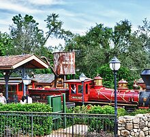 Walt Disney World Railroad by lmcarlos
