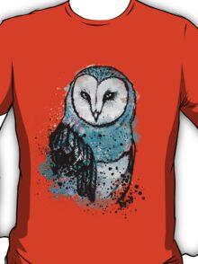 Owl Tee Coloured T-Shirt