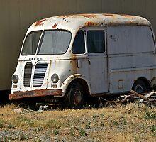 Metro Delivery Van by DaveKoontz